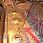 ブルーノートのスタンウェイピアノ