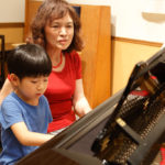 子供ピアノレッスン